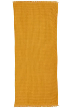 Load image into Gallery viewer, Lennox Towel - Mustard