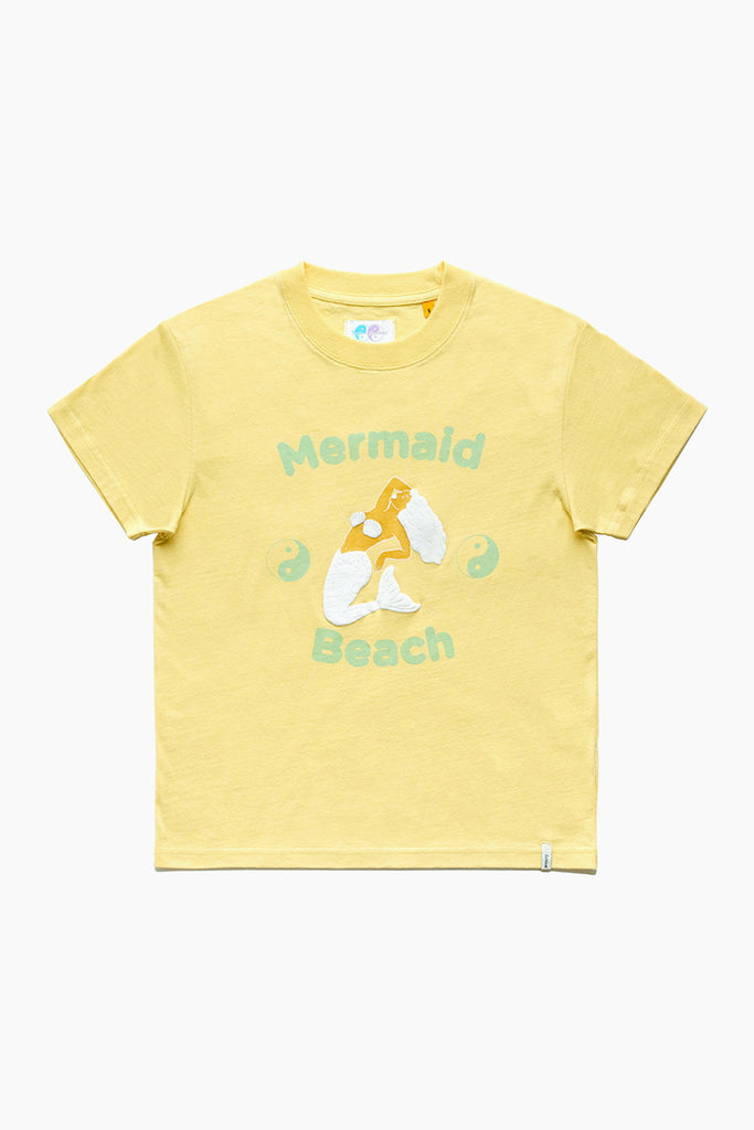 Mermaid Beach Tee - Sun