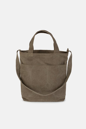 Commute Tote - Olive