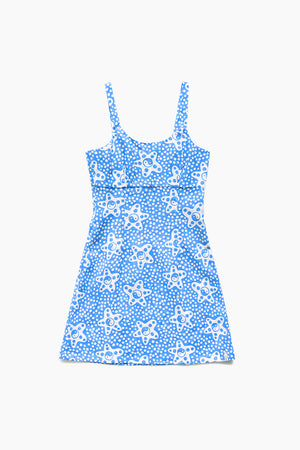 Load image into Gallery viewer, Rockpool Dress - Diva Blue