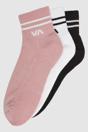 VA Mini Crew Sock - Multi