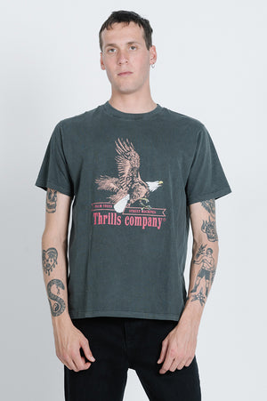 Load image into Gallery viewer, Dega Merch Fit Tee - Merch Black