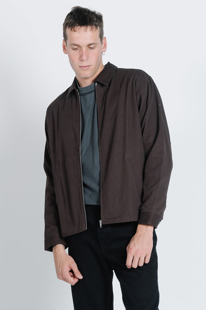 Load image into Gallery viewer, Liberty Jacket - Postal Brown