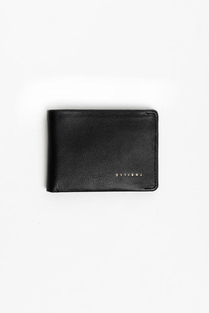 Minimal Sabbath Wallet - Black
