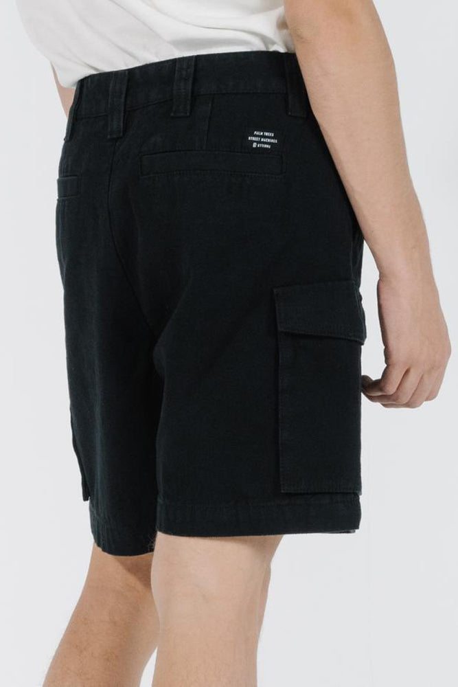 Legion Cargo Short - Black
