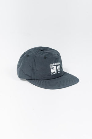 Flaming Moe Cap - Black
