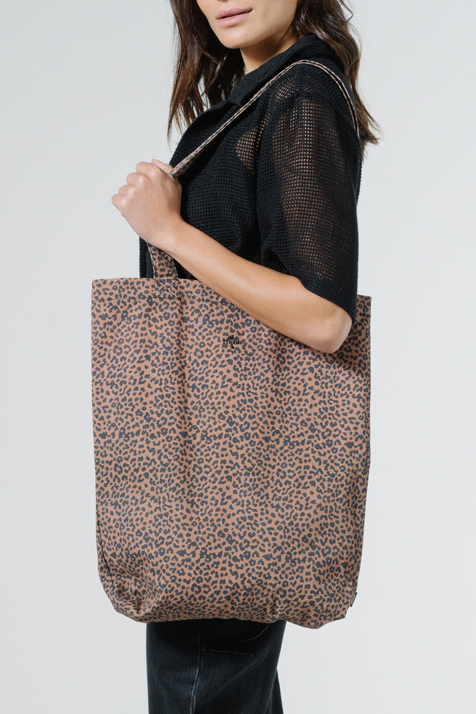 Panthera Tote - Mustang Brown