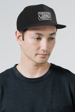 Load image into Gallery viewer, Happy Trails Snapback Cap - Black