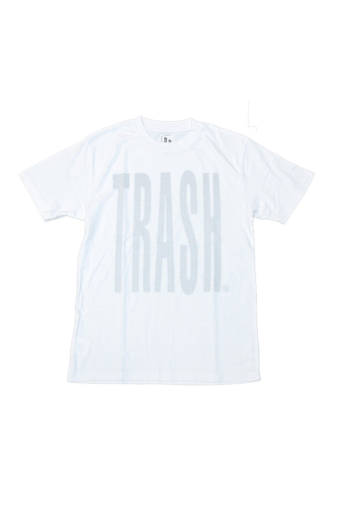 Trash Tee - White