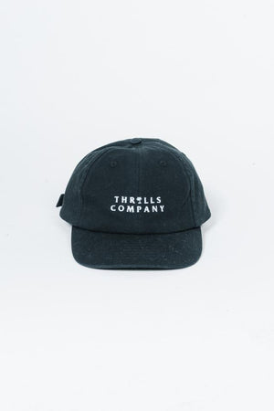 Load image into Gallery viewer, Palmed Thrills Company Cap - Black