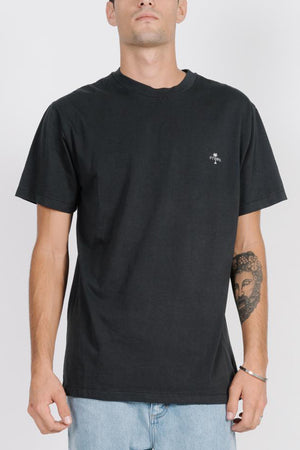 Paradise Merch Fit Tee - Heritage Black