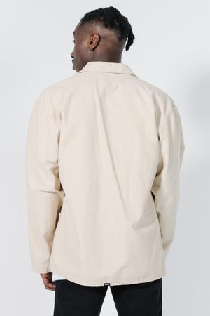 Work Shop Jacket - Thrift White
