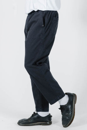 Drill Chopped Elastic Surf Pant - Total Eclipse