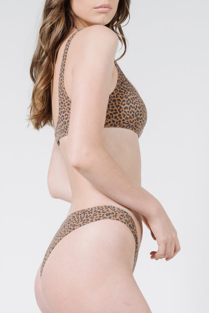 Load image into Gallery viewer, Panthera Bikini Top - Mustang Brown