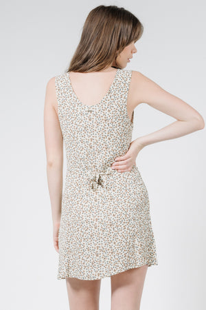 Load image into Gallery viewer, Acacia Sleeveless Dress - Thrift White