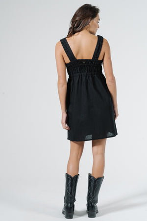 Pia Dress - Black