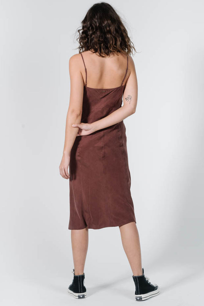 Load image into Gallery viewer, Endless Dress - Brown