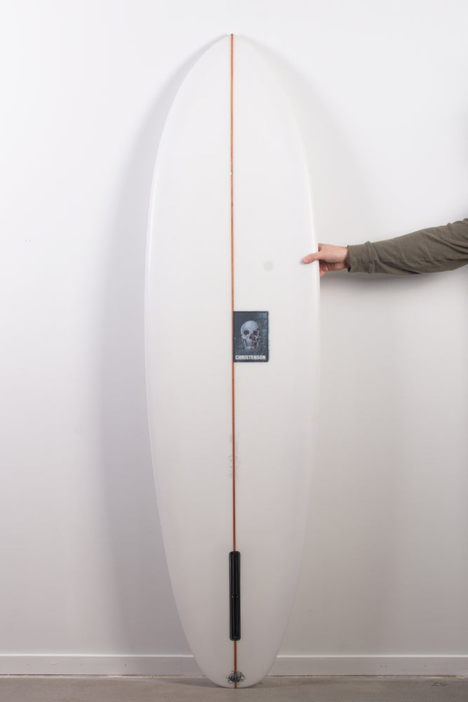 Load image into Gallery viewer, 6'6 Flat Tracker V2 Single Fin