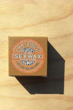 Load image into Gallery viewer, Mr Zogs Sex Wax - Orange Label