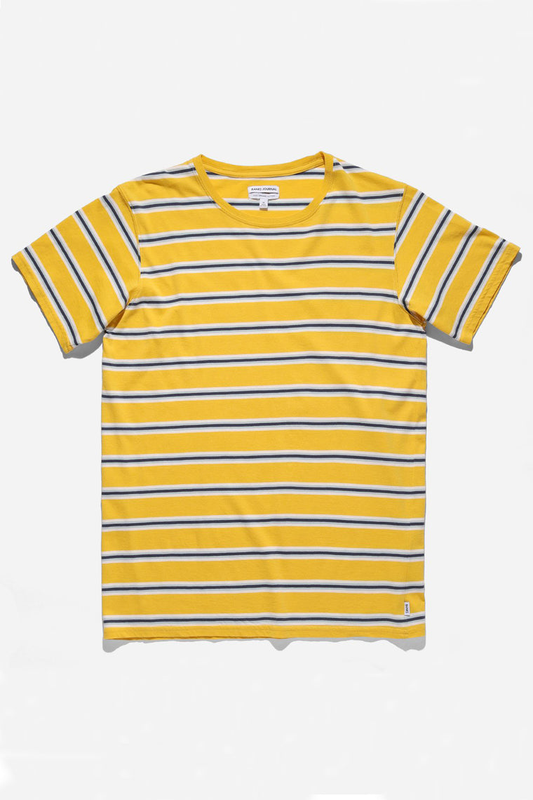 Venice Tee - Old Yellow