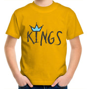 Kings Kids Youth Crew T-Shirt