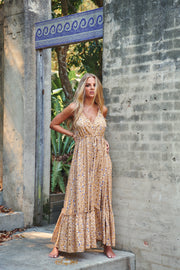 JAASE Reef Maxi Dress