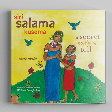 A Secret Safe to Tell (English/Swahili)