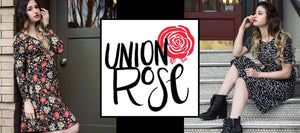 Union Rose's house clothing line is Hubris Apparel