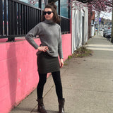 Locally made pencil skirt by KD Designs PDX available at Union Rose in Portland, Oregon.