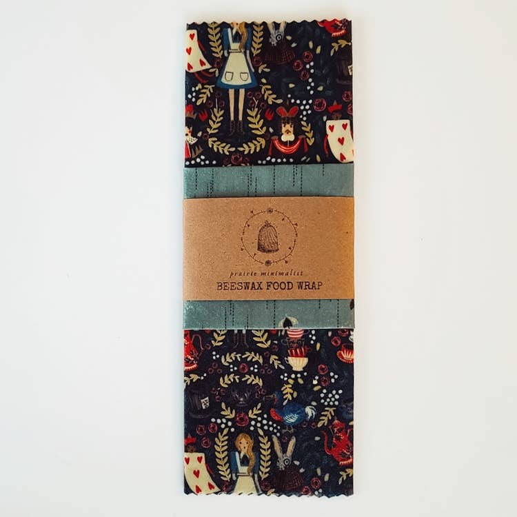 Beeswax Wrap Set - Wonderland
