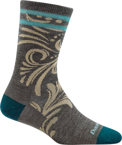 Vines Crew Socks