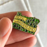 Pacific Wonderland Lapel Pin