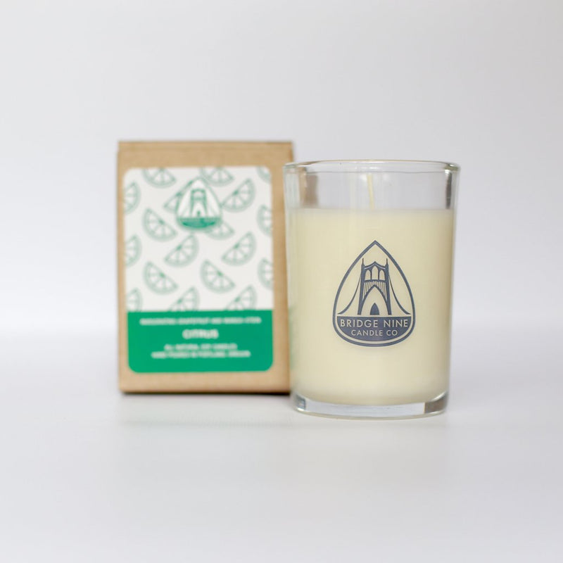 Bridge Nine Candle Co. Citrus Mangosteen Tumbler