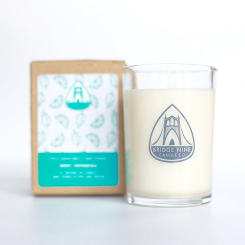 Mint Verbena 8oz Candle