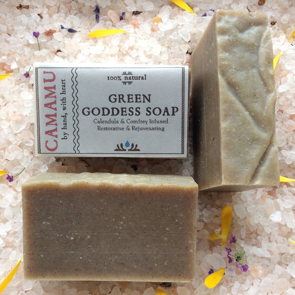 Green Goddess Body Soap