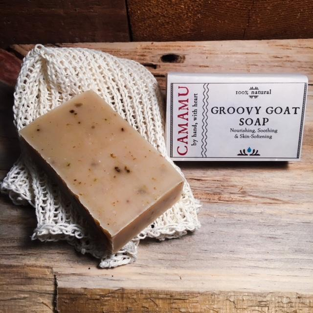 Groovy Goat Bar Soap - UnionRose