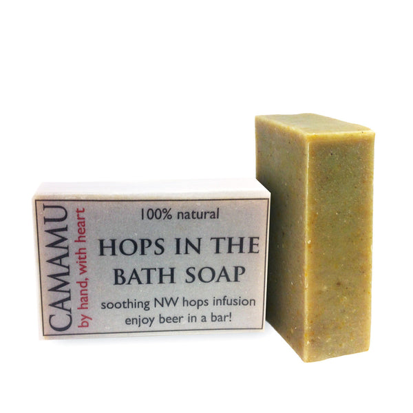 Hops in the Bath Body Soap