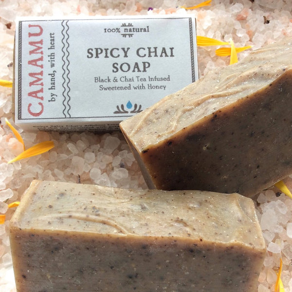 Spicy Chai Body Soap