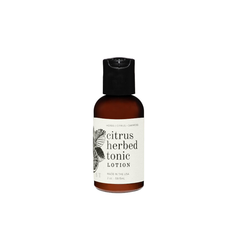 Citrus Herbed Tonic Travel Lotion