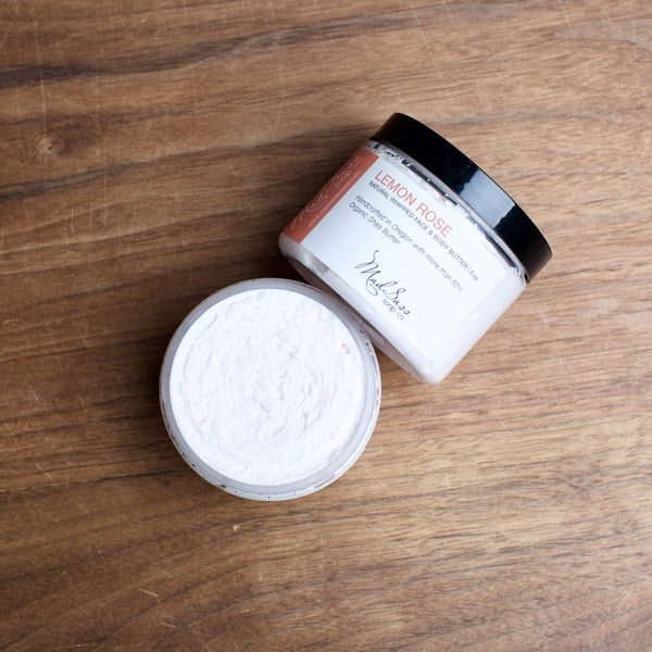 Lemon Rose Creamy Body Butter