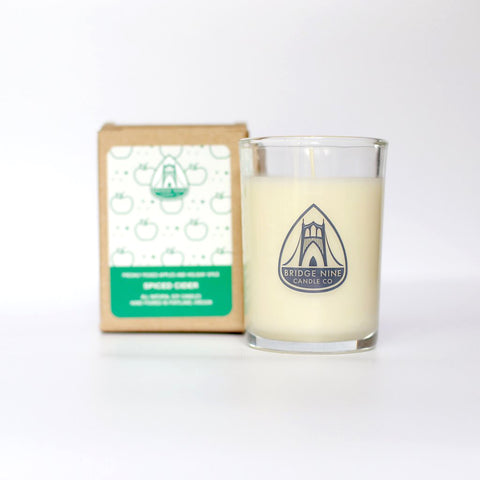 Spiced Cider 8oz Candle