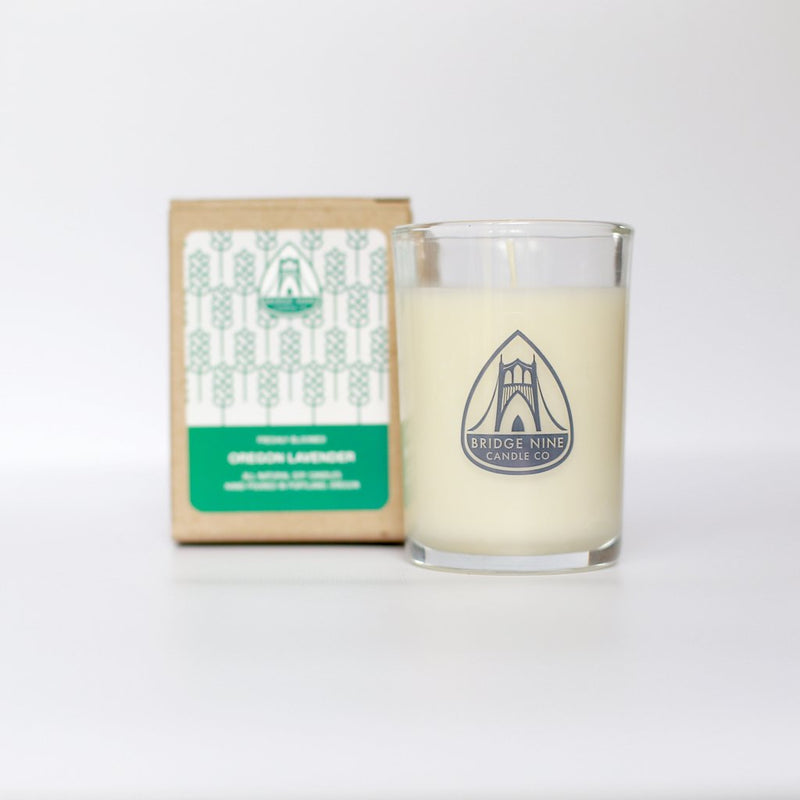 Oregon Lavender 8oz Candle - UnionRose