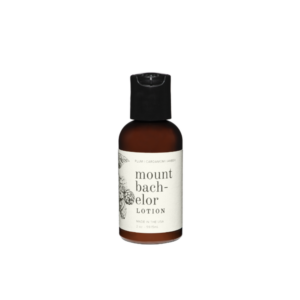 Mount Bachelor Travel Lotion