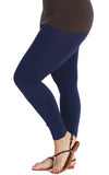 XL Leggings in Navy Blue