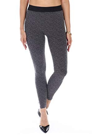 Stone Textured Leggings O/S