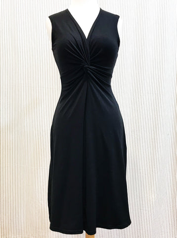 Sleeveless Phoebe Dress in Black