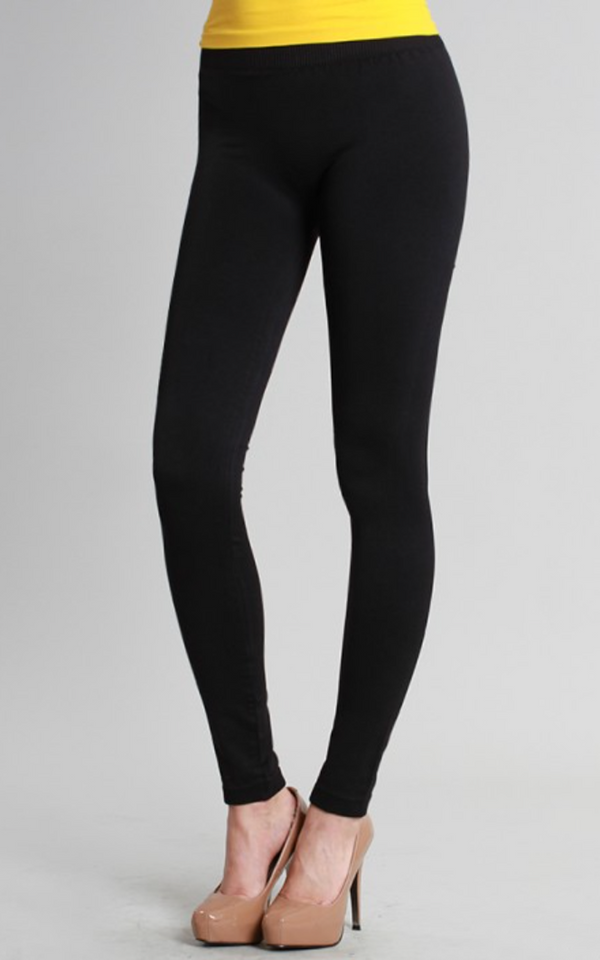 O/S Black Leggings