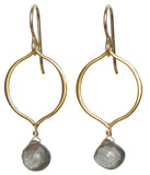 Tamara Gemstone Earrings