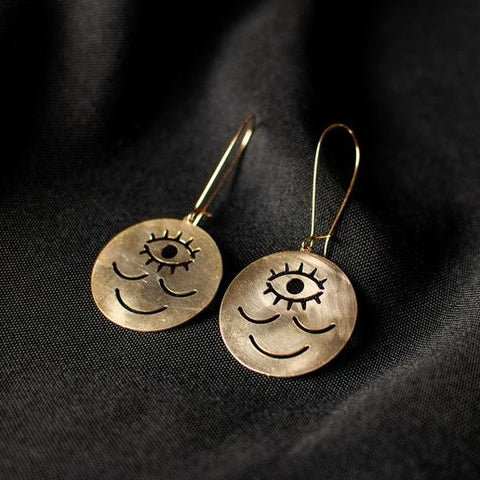 Wokeface Earrings