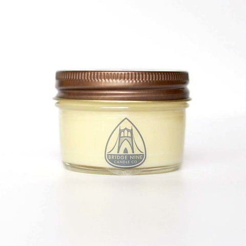 Bridge Nine Candles NW Cedar 4 oz. jar candle